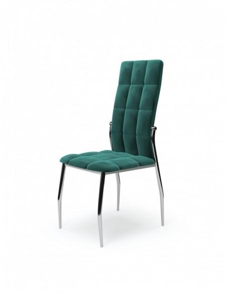 Scaun bucatarie si dining K416, culoare: verde închis-16161