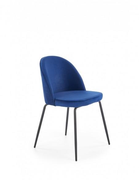 scaun-k314-otel-tapitat-cu-stofa