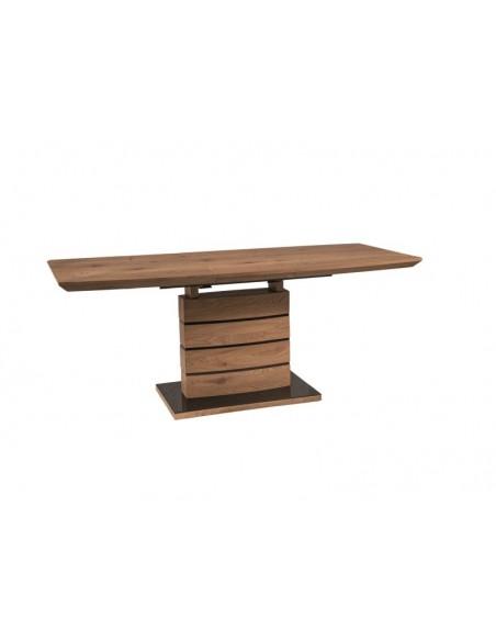 masa-dining-extensibila-mdf-leonardo-stejar-160220x90