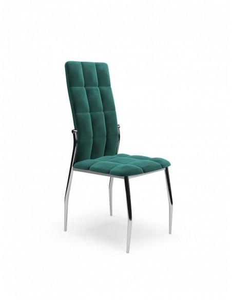 Scaun bucatarie si dining ECOK416, culoare: verde închis-16161