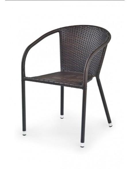 MIDAS scaun maro închis-1031