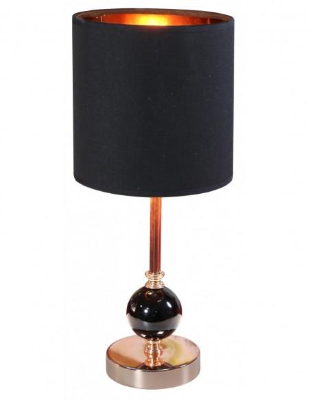 melba-table-lamp-1x40w-e14-negru